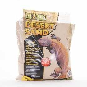 EXO TERRA Yellow Sand 4,5kg - piasek pustynny żółty