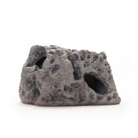 <b>Terrario LavaCave M - jaskinia miska w skale 19x14x11cm</b><br /><br />&lt;p&gt;Sztuczne skała - jaskinia z miską producentaTerrario to doskonała imitacja naturalnego kamienia wulkanicznego będącego doskonałym uzupełnieniem dekoracji każdego akwarium oraz terrarium. Produkt występuje w różynch rozmiarach, dzięki czemu z łatwością można zaaranżować zbiornik o każdej pojemności.&lt;/p&gt;