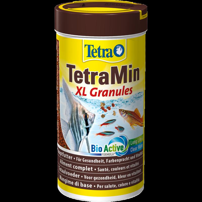 Tetra Min XL Granules 250ml - granulki duże
