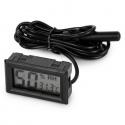 Ringder Termometr higrometr LCD z sondą