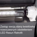Resun Retro Fit GTR LED - 23W 120cm SUPER PLANT