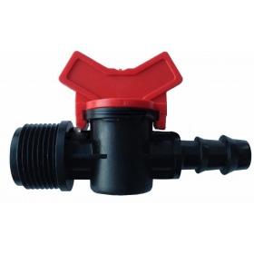 <b>Zawór kulowy na wąż 16/22mm x 1/2cala gwint</b><br /><br />&lt;p&gt;&lt;span style=&quot;font-family: verdana,geneva;&quot;&gt;Zawór kulowy na wąż 16/22. Dzięki niemu możemy w łatwy sposób zatrzymać dopływ oraz odpływ wody z filtra lub korzystając z płynnej regulacji ograniczać jej przepływ. Zaworek ten jest szczególnie przydatny podczas korzystania z dodatkowy urządzeń takich jak grzałka przepływowa czy lampa (filtr) UV, które są zamontowane na wężu filtra.&lt;/span&gt;&lt;/p&gt;