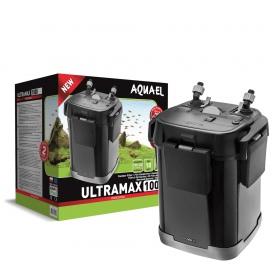 <b>Aquael Filtr Ultramax 1000 - filtr do akwarium 100 - 300l</b><br /><br />&lt;p&gt;&lt;span&gt;ULTRAMAX to zaawansowane technicznie filtry kanistrowe zopatentowanymi rozwiązaniami. Gwarantują niezwykłą ergonomię użytkowania, zadbają oidealną czystość wody oraz jej parametry wkażdym, nawet najbardziej wymagającym akwarium. Zastosowany prefiltr ogranicza częstotliwość czyszczenia wkładów, zaś umieszczenie go wpokrywie urządzenia umożliwia jego wymianę bez wyjmowania filtra zszafki.&lt;/span&gt;&lt;/p&gt;
