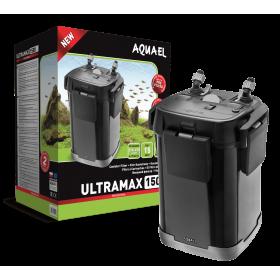 <b>Aquael Filtr Ultramax 1500 - filtr do akwarium 250 - 450l</b><br /><br />&lt;p&gt;&lt;span&gt;ULTRAMAX to zaawansowane technicznie filtry kanistrowe zopatentowanymi rozwiązaniami. Gwarantują niezwykłą ergonomię użytkowania, zadbają oidealną czystość wody oraz jej parametry wkażdym, nawet najbardziej wymagającym akwarium. Zastosowany prefiltr ogranicza częstotliwość czyszczenia wkładów, zaś umieszczenie go wpokrywie urządzenia umożliwia jego wymianę bez wyjmowania filtra zszafki.&lt;/span&gt;&lt;/p&gt;