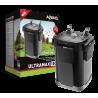 <b>Aquael Filtr Ultramax 1500 - filtr do akwarium 250 - 450l</b><br /><br /><p><span>ULTRAMAX to zaawansowane technicznie filtry kanistrowe zopatentowanymi rozwiązaniami. Gwarantują niezwykłą ergonomię użytkowania, zadbają oidealną czystość wody oraz jej parametry wkażdym, nawet najbardziej wymagającym akwarium. Zastosowany prefiltr ogranicza częstotliwość czyszczenia wkładów, zaś umieszczenie go wpokrywie urządzenia umożliwia jego wymianę bez wyjmowania filtra zszafki.</span></p>