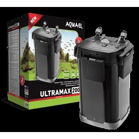 <b>Aquael Filtr Ultramax 2000 - filtr do akwarium 400 - 700l</b><br /><br />&lt;p&gt;&lt;span&gt;ULTRAMAX to zaawansowane technicznie filtry kanistrowe zopatentowanymi rozwiązaniami. Gwarantują niezwykłą ergonomię użytkowania, zadbają oidealną czystość wody oraz jej parametry wkażdym, nawet najbardziej wymagającym akwarium. Zastosowany prefiltr ogranicza częstotliwość czyszczenia wkładów, zaś umieszczenie go wpokrywie urządzenia umożliwia jego wymianę bez wyjmowania filtra zszafki.&lt;/span&gt;&lt;/p&gt;