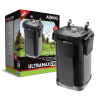 <b>Aquael Filtr Ultramax 2000 - filtr do akwarium 400 - 700l</b><br /><br /><p><span>ULTRAMAX to zaawansowane technicznie filtry kanistrowe zopatentowanymi rozwiązaniami. Gwarantują niezwykłą ergonomię użytkowania, zadbają oidealną czystość wody oraz jej parametry wkażdym, nawet najbardziej wymagającym akwarium. Zastosowany prefiltr ogranicza częstotliwość czyszczenia wkładów, zaś umieszczenie go wpokrywie urządzenia umożliwia jego wymianę bez wyjmowania filtra zszafki.</span></p>