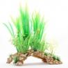 <b>Yusee Roślina - Kępa Traw z jaskinią XL 20x14x33</b><br /><br /><p>Rośliny sztuczne Yusee są jednymi z najładniejszych na rynku, dzięki ręcznej końcowej fazie produkcji. Spektakularny końcowy efekt wizualny dopełnia wyjątkowa struktura naturalny kształt i mocne żywe kolory.<br />Produkty Yusee charakteryzują się niezwykłą wytrzymałością oraz odpornością na działanie wody i wysokiej temperatury.</p>