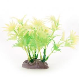 <b>Yusee Roślina - Moczarka wys. 12-15cm</b><br /><br />&lt;p&gt;Rośliny sztuczne Yusee są jednymi z najładniejszych na rynku, dzięki ręcznej końcowej fazie produkcji. Spektakularny końcowy efekt wizualny dopełnia wyjątkowa struktura naturalny kształt i mocne żywe kolory.&lt;br /&gt;Produkty Yusee charakteryzują się niezwykłą wytrzymałością oraz odpornością na działanie wody i wysokiej temperatury.&lt;/p&gt;