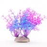 <b>Yusee Roślina - Drobnolistna niebieska wys. 12-15cm</b><br /><br /><p>Rośliny sztuczne Yusee są jednymi z najładniejszych na rynku, dzięki ręcznej końcowej fazie produkcji. Spektakularny końcowy efekt wizualny dopełnia wyjątkowa struktura naturalny kształt i mocne żywe kolory.<br />Produkty Yusee charakteryzują się niezwykłą wytrzymałością oraz odpornością na działanie wody i wysokiej temperatury.</p>