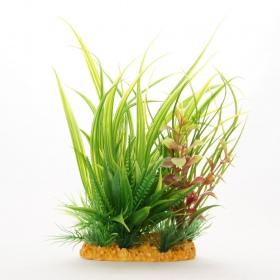 <b>Yusee Zestaw Roślin - Rośliny Trawiaste</b><br /><br />&lt;p&gt;Rośliny sztuczne Yusee są jednymi z najładniejszych na rynku, dzięki ręcznej końcowej fazie produkcji. Spektakularny końcowy efekt wizualny dopełnia wyjątkowa struktura naturalny kształt i mocne żywe kolory.&lt;br /&gt;Produkty Yusee charakteryzują się niezwykłą wytrzymałością oraz odpornością na działanie wody i wysokiej temperatury.&lt;/p&gt;