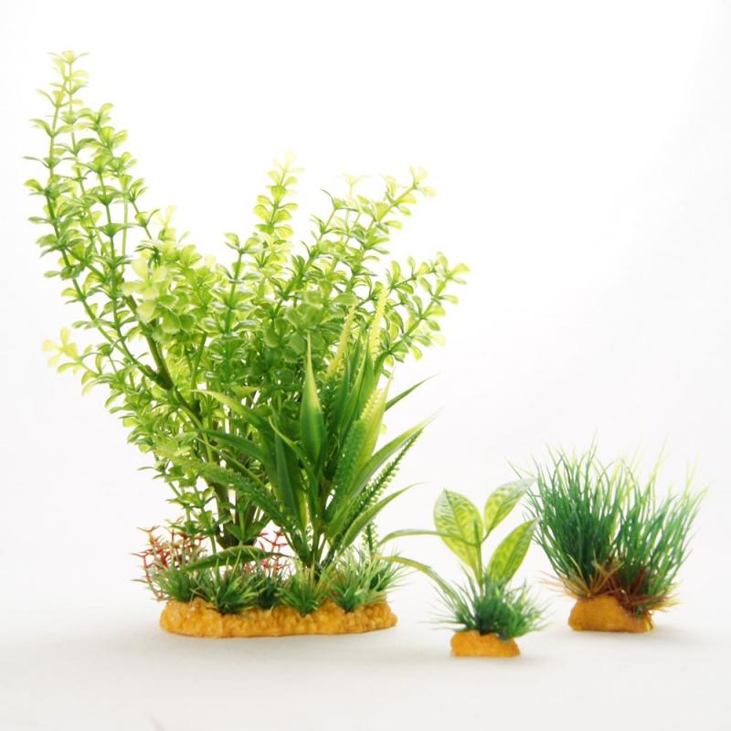 Yusee Zestaw Roślin - Liściaste + Trawnik