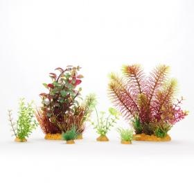 <b>Yusee Zestaw Roślin MAXI 20x9x12</b><br /><br />&lt;p&gt;Rośliny sztuczne Yusee są jednymi z najładniejszych na rynku, dzięki ręcznej końcowej fazie produkcji. Spektakularny końcowy efekt wizualny dopełnia wyjątkowa struktura naturalny kształt i mocne żywe kolory.&lt;br /&gt;Produkty Yusee charakteryzują się niezwykłą wytrzymałością oraz odpornością na działanie wody i wysokiej temperatury.&lt;/p&gt;