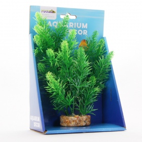 <b>Yusee Roślina - Rogatek 20cm</b><br /><br />&lt;p&gt;Rośliny sztuczne Yusee są jednymi z najładniejszych na rynku, dzięki ręcznej końcowej fazie produkcji. Spektakularny końcowy efekt wizualny dopełnia wyjątkowa struktura naturalny kształt i mocne żywe kolory.&lt;br /&gt;Produkty Yusee charakteryzują się niezwykłą wytrzymałością oraz odpornością na działanie wody i wysokiej temperatury.&lt;/p&gt;