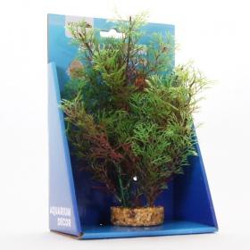 <b>Yusee Roślina - Kabomba Czerwona 20cm</b><br /><br />&lt;p&gt;Rośliny sztuczne Yusee są jednymi z najładniejszych na rynku, dzięki ręcznej końcowej fazie produkcji. Spektakularny końcowy efekt wizualny dopełnia wyjątkowa struktura naturalny kształt i mocne żywe kolory.&lt;br /&gt;Produkty Yusee charakteryzują się niezwykłą wytrzymałością oraz odpornością na działanie wody i wysokiej temperatury.&lt;/p&gt;