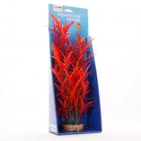 <b>Yusee Roślina - Alternanthera Red 35cm</b><br /><br />&lt;p&gt;Rośliny sztuczne Yusee są jednymi z najładniejszych na rynku, dzięki ręcznej końcowej fazie produkcji. Spektakularny końcowy efekt wizualny dopełnia wyjątkowa struktura naturalny kształt i mocne żywe kolory.&lt;br /&gt;Produkty Yusee charakteryzują się niezwykłą wytrzymałością oraz odpornością na działanie wody i wysokiej temperatury.&lt;/p&gt;