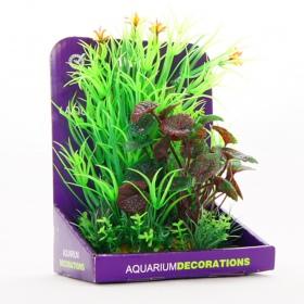 <b>Yusee Zestaw Roślin - Rośliny Zielone wys. 15cm</b><br /><br />&lt;p&gt;Rośliny sztuczne Yusee są jednymi z najładniejszych na rynku, dzięki ręcznej końcowej fazie produkcji. Spektakularny końcowy efekt wizualny dopełnia wyjątkowa struktura naturalny kształt i mocne żywe kolory.&lt;br /&gt;Produkty Yusee charakteryzują się niezwykłą wytrzymałością oraz odpornością na działanie wody i wysokiej temperatury.&lt;/p&gt;