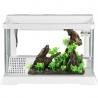 <b>SunSun HGG-380 - Akwa-Terrarium dla żółwia 27l</b><br /><br /><p>Akwa- Terrarium marki SunSun to gotowy zbiornik przeznaczony do hodowli żółwi. W pełni wyposażone akwarium zapewnia optymalne warunki hodowli i nie wymaga zakupu dodatkowych urządzeń czy akcesoriów.<br /><br /></p>