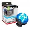 <b>Aquael Moonlight LED -  Oświetlenie nocne</b><br /><br /><p>Lampka MOONLIGHT LED ma postać niewielkiego, kulistego modułu, wyposażonego w cztery błękitne diody LED o łącznej mocy 1,0 W. Może być mocowana zarówno w wodzie jak i poza nią. MOONLIGHT LED wyposażono w podwójny system zawieszania: mocną przyssawkę oraz dopasowany wieszak magnetyczny.</p>