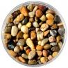 """<b>Żwirek rzeczny 5-10mm 2kg</b><br /><br /><p><span style=""""font-family: Verdana, 'geneva';"""">Naturalny żwir rzeczny o uniwersalnym zastosowaniu w akwarystyce jak iogrodach typu """"las w słoju"""".<br />Produkt posiada frakcję od 5 do 10mm. Doskonale sprawdza się jako żwir dekoracyjny, podłoże akwarystyczne pod roślinki oraz jako drenaż wody w wazonach.<br /></span></p>"""