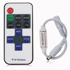 <b>Resun Retro-Fit WiFi controller LED - sterownik z pilotem</b><br /><br />&lt;p&gt;Sterownik z pilotem dedykowany do lamp Resun Aqua-syncro Retro-fit LED dla wersji podstawowej, jak i GTR. Umożliwia płynne sterowanie mocą oświetlenia od 0% do 100% mocy oraz posiada wbudowane programy imitujące zmieniające się warunki pogodowe.&lt;/p&gt;