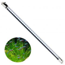 <b>Resun Retro Fit T5 LED - 4W 55cm DAY SUNNY</b><br /><br /><p>Lampy z serii Retro Fit stanowią doskonały zamiennik tradycyjnej świetlówki T5. Producent Resun Aqua Syncro zastosował diody Power-Led, które znacznie przewyższają jakością, mocą oświetleniową i energooszczędnością produkty konkurencji. Lampa przystosowana jest do montażu pod pokrywą, dzięki specjalnym adapterom. Posiada własny układ zasilania.</p>