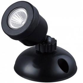 <b>Jebao EL1 - punktowa lampa LED wodoodporna</b><br /><br />&lt;p&gt;Punktowa lampa Jebao EL1 doskonale sprawdzi się w oczku wodnym, ogrodzie jak i w akwarium lub terrarium. Jest całkowicie wodoodporna, daje punktowe światło o barwie ciepłej bieli. Długi sześciometrowy kabel zasilający ułatwia montaż lampy w dowolnym miejscu.&lt;/p&gt;