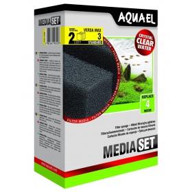 <b>Aquael wkład gąbkowy Versamax 3 / FZN-3</b><br /><br />&lt;p&gt;Zamienny wkład gabkowy do filtra Aquael FZN-3 / Versamax 3. Produkt oryginalny marki Aquael. Opakowanie zawiera dwie sztuki.&lt;/p&gt;