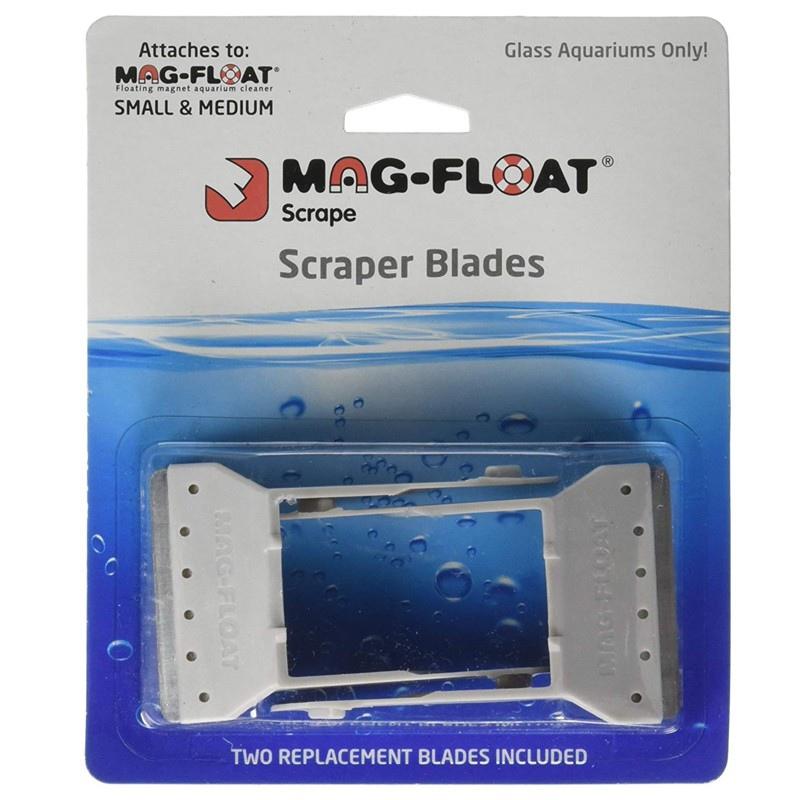 Zapasowe ostrza do czyścików MAG FLOAT SCRAPE