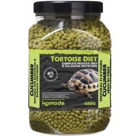 Komodo Tortoise Diet Cucumber 680g - pokarm dla żółwi