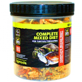 Komodo Complete Diet for Turtles 100g - pokarm dla żółwi wodnych