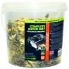 <b>Komodo Complete Diet for Turtles 500g - pokarm dla żółwi wodnych</b><br /><br /><p><span>Komodo Complete Mixed Diet to kompletna i pełna dieta przeznaczona dla żółwi wodnych. Odpowiednia kompozycja z naturalnych składników wzbogacona jest witaminami w tym wapnem. Mieszana jest bardzo atrakcyjna smakowo dla żółwi przez co jest chętnie pobierana. Dieta odpowiednia dla młodych i dorosłych żółwi.</span></p>