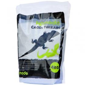 Komodo CaCo3 Sand White - jadalny piasek dla gadów