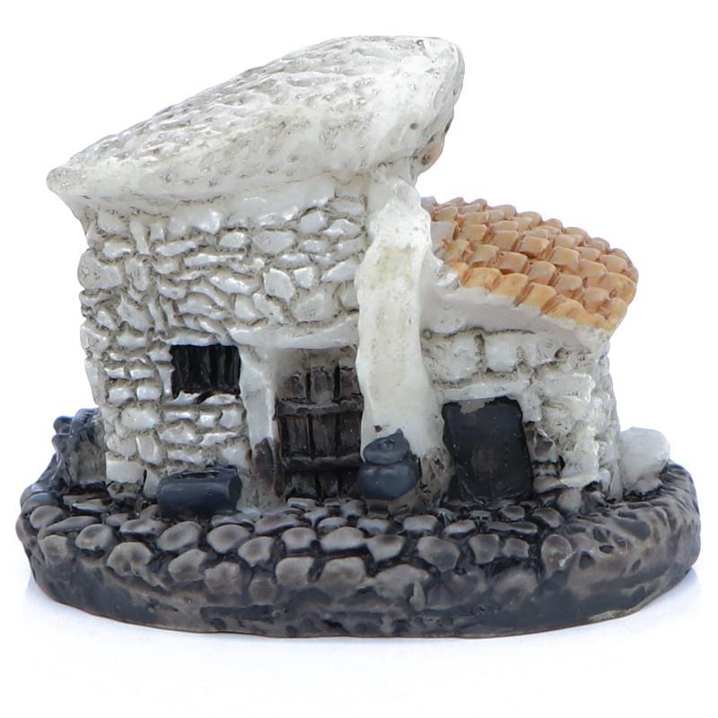 Ant Expert - Rzymski Domek biały - mini dekoracja