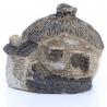 <b>Ant Expert - Afrykańska Chata kamienna - mini dekoracja</b><br /><br /><p>Mikro dekoracja rzymski domekświetnie sprawdzi się w każdym formikarium, terrarium, akwarium czy w lesie w słoiku. Wykonana zceramikiodporna jest na wilgotność, działanie wody oraz wysoką temperaturę. Dekoracje Ant Expert są jednymi z najładniejszych na rynku. Precyzyjne malowanie odbywa się ręcznie.</p>