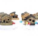 Ant Expert - Leśny Domek jasny - mini dekoracja