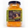 <b>Komodo Jelly Pot Melon Jar - pokarm melon w żelu 60szt.</b><br /><br /><p><span>Komodo Jelly Pots to wygodny sposób na zapewnienie stałego dostępu do świeżej żywności dla gadów i owadów.</span><br /><span>Produkt w formie żelu zachowuje swoje właściwości przez długi czas, dostarczając zwierzętom niezbędnych witamin oraz pożywienia. Jelly Pot\'s posiadają różne smaki nektarów i owoców, aby urozmaicić dietę oraz dopasować wybrany smak oraz suplement diety dla konkretnego gatunku hodowanego pupila.</span></p>