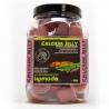 <b>Komodo Jelly Pot Calcium Jar - pokarm wapno w żelu 60szt</b><br /><br /><p><span>Komodo Jelly Pots to wygodny sposób na zapewnienie stałego dostępu do świeżej żywności dla gadów i owadów.</span><br /><span>Produkt w formie żelu zachowuje swoje właściwości przez długi czas, dostarczając zwierzętom niezbędnych witamin oraz pożywienia. Jelly Pot\'s posiadają różne smaki nektarów i owoców, aby urozmaicić dietę oraz dopasować wybrany smak oraz suplement diety dla konkretnego gatunku hodowanego pupila.</span></p>