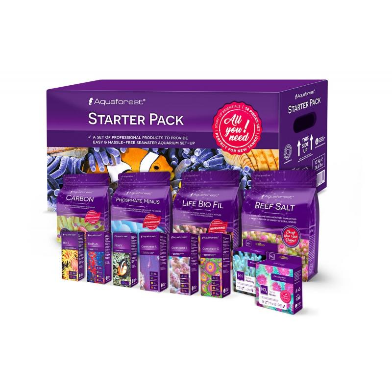 Aquaforest Starter Pack - zestaw startowy