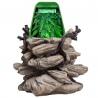 <b>Repti-Zoo fontanna dla kameleonów gekonów z podstawką</b><br /><br /><p><span>Repti-Zoo Drinking Fountain to innowacyjny i unikalny produkt zaprojektowany z myślą o potrzebach kameleonów i gekonów zaopatrując je stale w czystą wodę. Produkt posiada specjalny filtr wody, pompę oraz kaskadę wodną która spływa po roślinach imitując naturalne środowisko. Zjawisko kaskady zachęca zwierzę do pobierania wody z liści tak jak ma to miejsce w naturze.</span></p>