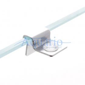 Uchwyty na szybę nakrywkową (5mm)- 4szt