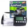 <b>JBL Autofood - karmnik automatyczny</b><br /><br /><p>Automatyczny karmnik o unikalnej nowatorskiej budowie. Podaje pokarm za pomocą śruby o dużych łopatkach, zachowuje pokarm w suchej przestrzeni oraz umożliwia zamontowanie całego pojemnika z pokarmem w puszcze.</p>