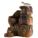 Terrario SunRock XL - półka skalna 25x11x17cm