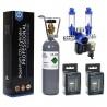 """<b>Podwójny zestaw CO2 Aquario BLUE TWIN Professional (z butlą 2l) - alternatywny</b><br /><br /><p><span style=""""font-size: 10pt; font-family: verdana, geneva;"""">Podwójny zestaw BLUE TWIN Professional to kompletny system CO2 z elektrozaworem, który jest gotowy do użycia praktycznie zaraz po wyciągnięciu z pudełka. Sercem zestawu jest kompaktowy reduktor stworzony z myślą o akwarystyce, wyposażony w zintegrowany elektrozawór, metalowe liczniki bąbelków oraz zaworki precyzyjne i przeciwzwrotne.<br /></span></p>"""