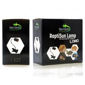 Terrario ReptiSun Long - lampa z uchwytem zaciskowym