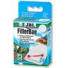 <b>JBL FilterBag Fine - torebka na złoże filtracyjne 2 sztuki</b><br /><br /><p>Woreczki na media filtracyjne sypkie to znaczneułatwienie w zachowaniu czystości filtra, a tym samym dbaniu o dobrą jakość wody akwariowej.Opakowanie JBL FilterBag zawiera 2 woreczki z opaską zaciskową wielokrotnego użytku. Woreczki o dużej pojemności (do 1500ml) posiadają mikro oczka (0,5mm) i doskonały przepływ wody.</p>