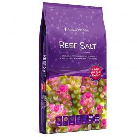 """<b>Aquaforest Reef Salt 25kg - bag</b><br /><br /><p><span style=""""font-family: verdana, geneva;"""">Syntetyczna sól morska stworzona z myślą o hodowli koralowców. Skład soli został tak dobrany, aby stworzyć jak najlepsze warunki dla zwierząt morskich. Zawarte w niej mikro i makro elementy w pełni zaspokajają zapotrzebowanie koralowców w pierwiastki potrzebne do ich odpowiedniego wzrostu oraz wybarwienia.</span></p>"""