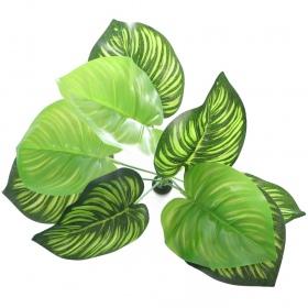 <b>Bello Plant - Green Hearts - roślina XL do obrazów 3D</b><br /><br /><p>Czy tęsknisz za naturą w miejskim zgiełku? Czy podoba Ci się roślinny wystój wnętrz? A może chcesz niskim kosztem zmieniać dekorację wnętrza pod względem pory roku lub zbliżających się świąt? Czy jesteś fanem zieleni lecz nie masz czasu na pielęgnację? Cenisz sobie nowoczesność, naturę i styl Urban Jungle? - Każdy powód jest dobry, aby stworzyć swój własny Ogród Ścienny 3D.</p>