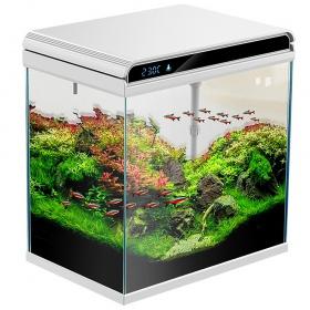 <b>SunSun Comfort AquaSet 300 - zestaw akwarium 16l</b><br /><br /><p>Kompletny zestaw akwarystyczny SunSun z serii Comfort stanowi doskonałepołączenie wysokiej jakości akcesoriów z wyjątkową estetyką. Dzięki przeniesieniu wszystkich elementów do pokrywy akwarium, udało się uzyskać maksymalnie dużo miejsca w zbiorniku. Akwarium jest kompletnie wyposażone i łatwe w obsłudze.<br /></p>