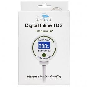 AutoAqua Inline TDS S2 - TDS liniowy podwójny